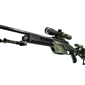 SSG 08 - Lichen Dashed