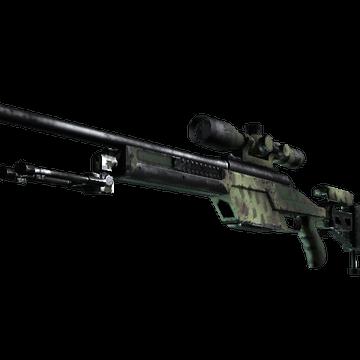 SSG 08 Lichen Dashed