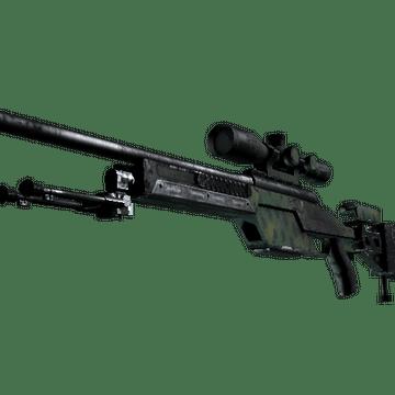 SSG 08   Jungle Dashed