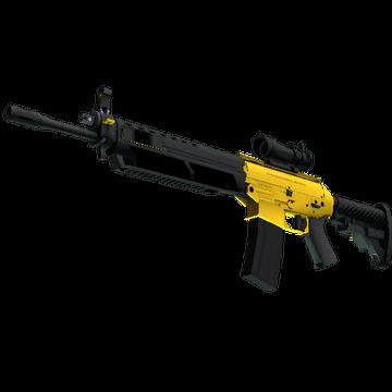 SG 553 | Bulldozer