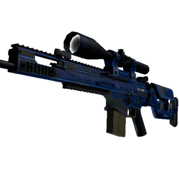 SCAR-20 Blueprint