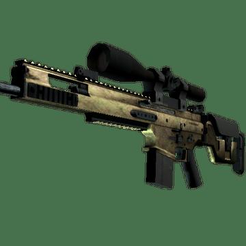 SCAR-20 | Brass