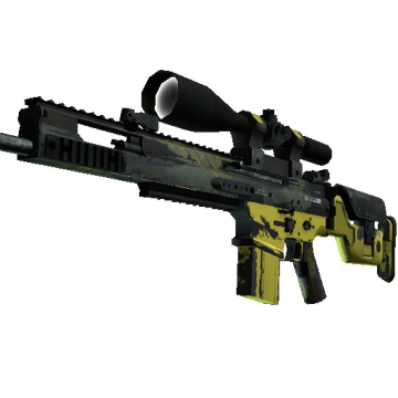 SCAR-20 - Jungle Slipstream