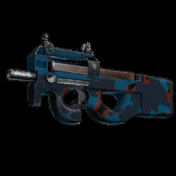P90 Blind Spot