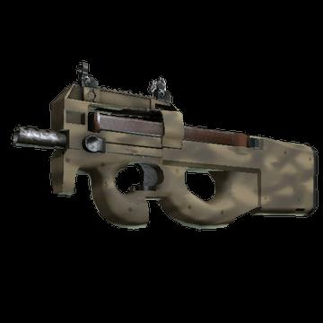 P90 Sand Spray