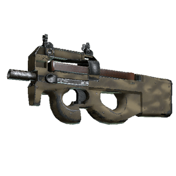 Souvenir P90 Sand Spray