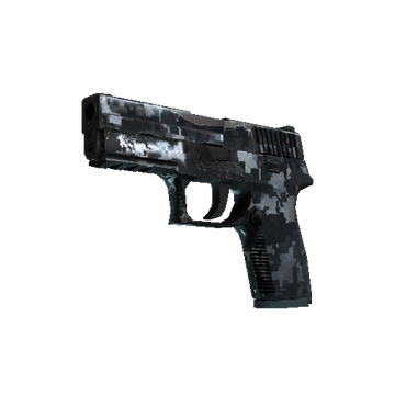 P250 - Steel Disruption