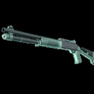 XM1014 - Blue Spruce