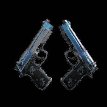 Dual Berettas Urban Shock