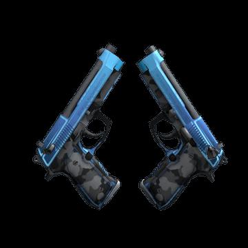 Dual Berettas - Urban Shock