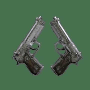 Dual Berettas | Heist