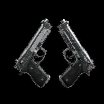 Dual Berettas Contractor