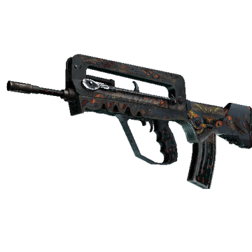 FAMAS | Eye of Athena