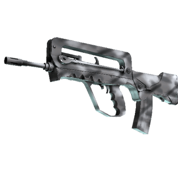 FAMAS - Contrast Spray