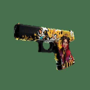 Glock-18 - Bullet Queen
