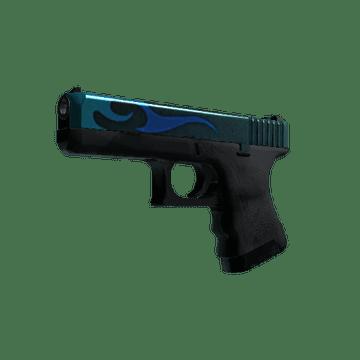 Glock-18 Bunsen Burner