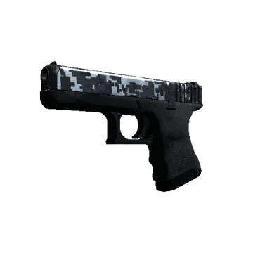 Glock-18 - Steel Disruption