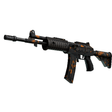 Galil AR | Orange DDPAT