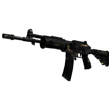 Galil AR Black Sand