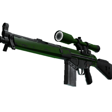 G3SG1 Green Apple
