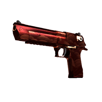 Desert Eagle Sunset Storm 壱