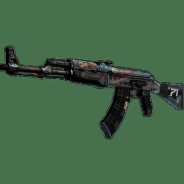 AK-47 - Rat Rod