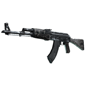 AK-47 - Black Laminate