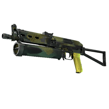 PP-Bizon - Jungle Slipstream