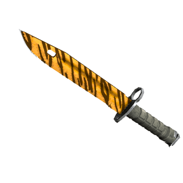 ★ Bayonet Tiger Tooth