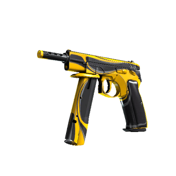 CZ75-Auto | Yellow Jacket