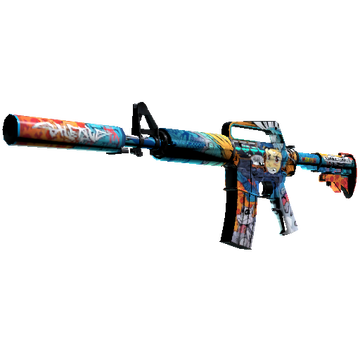 M4A1-S - Player Two
