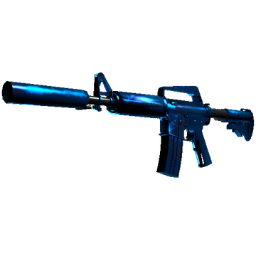 M4A1-S - Blue Phosphor