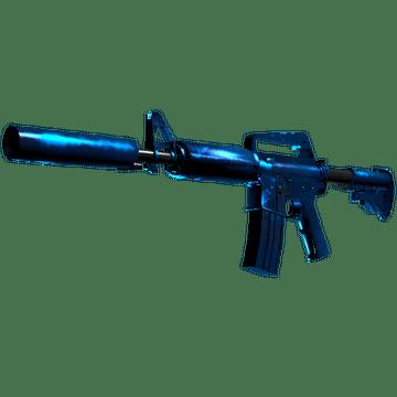 M4A1-S | Blue Phosphor