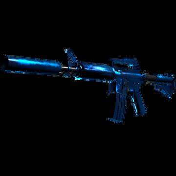 M4A1-S - Blue Phosphor