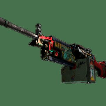 M249 Nebula Crusader