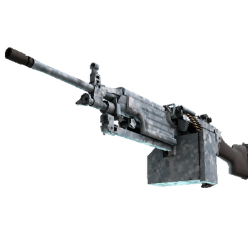 M249 - Blizzard Marbleized