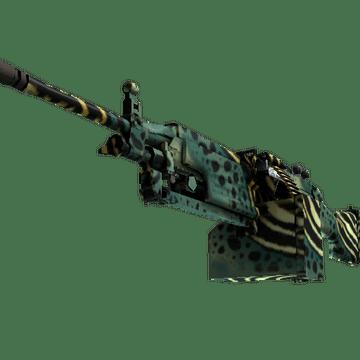 M249 Emerald Poison Dart