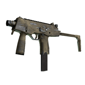MP9 Sand Dashed