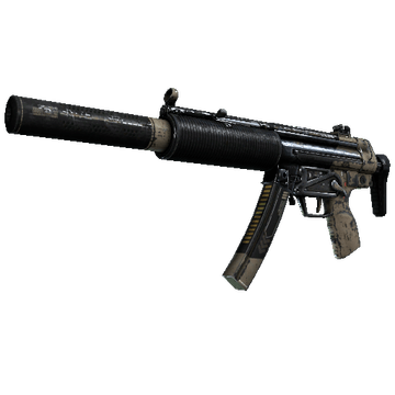 MP5-SD | Desert Strike