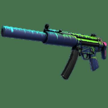 MP5-SD - Phosphor