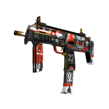 MP7 Bloodsport