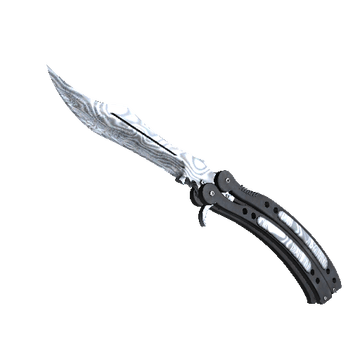 ★ Butterfly Knife | Damascus Steel