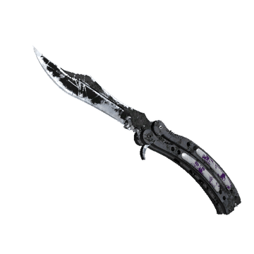 ★ Butterfly Knife Ultraviolet