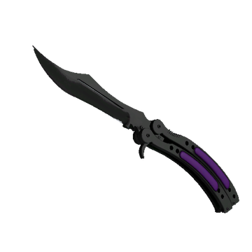 ★ Butterfly Knife - Ultraviolet
