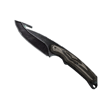 ★ Gut Knife | Black Laminate