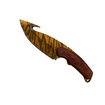 ★ Gut Knife Tiger Tooth