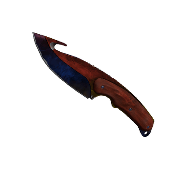 ★ Gut Knife Marble Fade