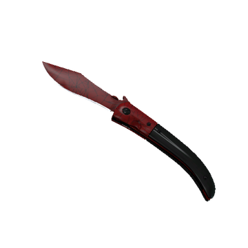 ★ Navaja Knife | Crimson Web