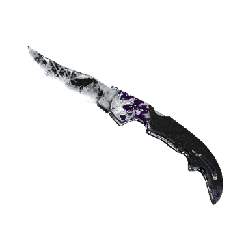 ★ Falchion Knife | Ultraviolet