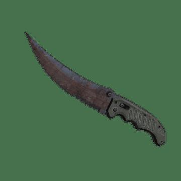 ★ Flip Knife | Rust Coat